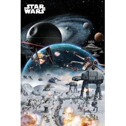 Maxi Poster Star Wars Battle