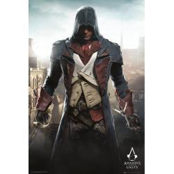 Maxi Poster Assassins Creed Unity Cityscape