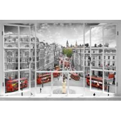 Posters Londres desde una Ventana
