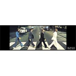 Poster Slim The Beatles Abbey Road