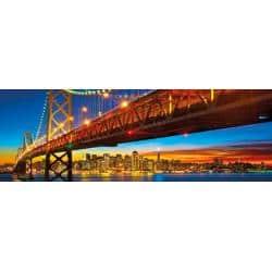 Poster Slim San Francisco Bridge