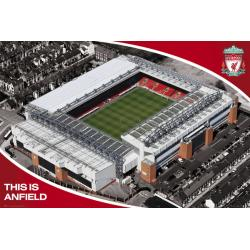 Maxi Poster Liverpool Anfield
