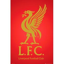 Maxi Poster Liverpool Club Crest 2013