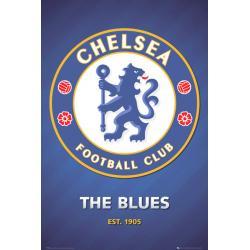Maxi Poster Chelsea Club Crest 2013