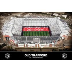Maxi Poster Manchester United Theatre Of Dreams