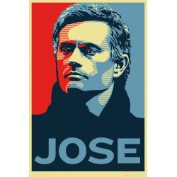 Maxi Poster Chelsea Jose Mourinho