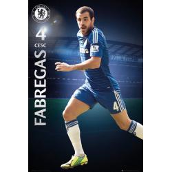 Maxi Poster Chelsea Fabregas 14/15