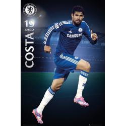 Maxi Poster Chelsea Costa 14/15