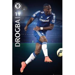 Maxi Poster Chelsea Drogba 14/15