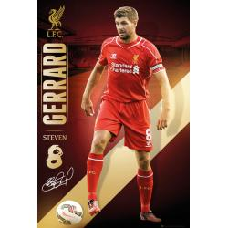 Maxi Poster Liverpool Gerrard 14/15
