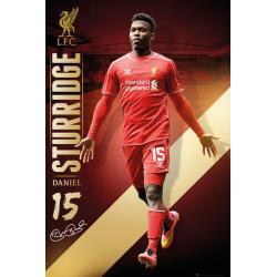 Maxi Poster Liverpool Sturridge 14/15