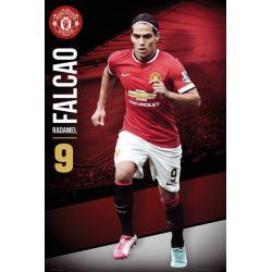 Maxi Poster Manchester United Falcao 14/15
