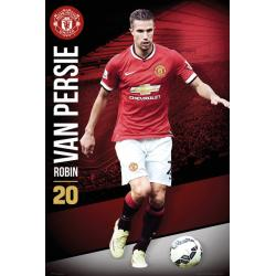 Maxi Poster Manchester United Van Persie 14/15