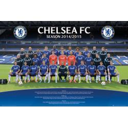 Maxi Poster Chelsea Team Photo 14/15