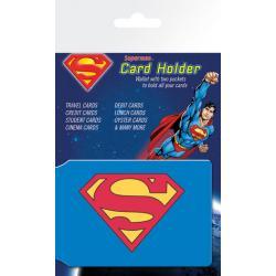 Tarjetero Superman Job For