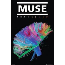 Poster Muse The 2Nd Law