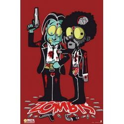 Poster Zombis