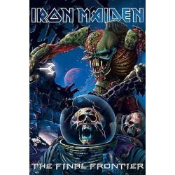 Poster Iron Maiden Bola Cristal