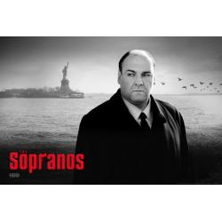 Poster The Sopranos