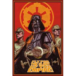 Maxi Poster Star Wars (Fly For The Glory)