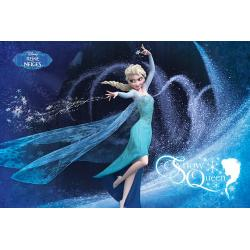 Maxi Poster Frozen (Snow Queen French)