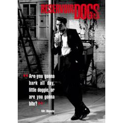 Maxi Poster Reservoir Dogs Mr Blonde