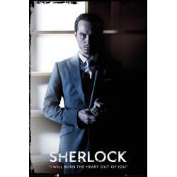 Maxi Poster Sherlock Moriarty