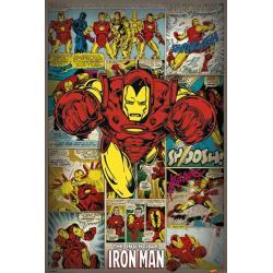 Poster Marvel Comics Iron Man