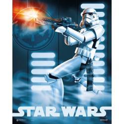Mini Poster Star Wars Clon