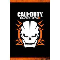 Poster Call of Duty black ops 3 logo