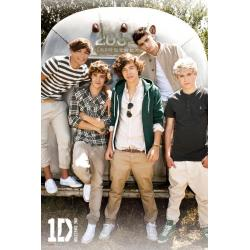 Poster One Direction Airstream