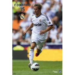 Poster Real Madrid Coentrao 2012-2013