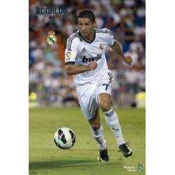 Poster Real Madrid Ronaldo