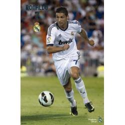 Poster Real Madrid Ronaldo