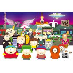Poster South Park Grupo