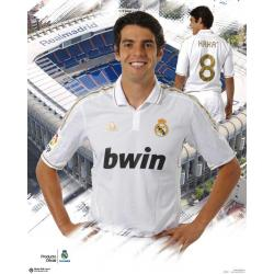 Miniposter Real Madrid Kaká 2011-2012