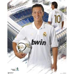 Miniposter Real Madrid Özil 2011-2012