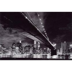 Poster Manhattan Noche