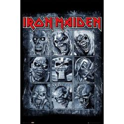 Poster Iron Maiden Eddies