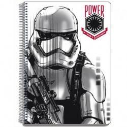 Cuaderno Tapa Dura A4 Star Wars VII Stormtrooper