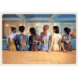 Poster 3D Pink Floyd