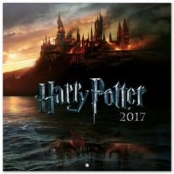 Calendario Pared 2017 Harry Potter