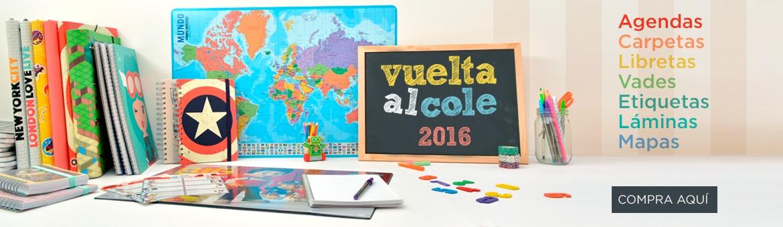 Vuelta al cole 2016