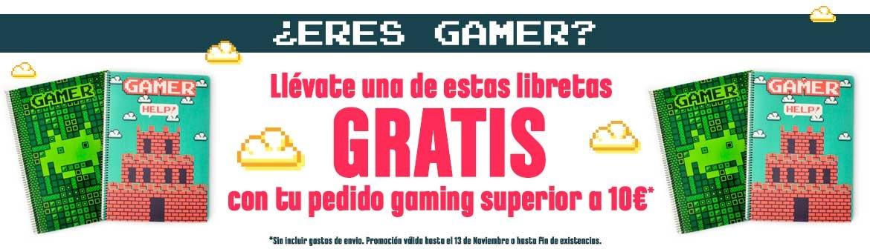 Promoción Gamer