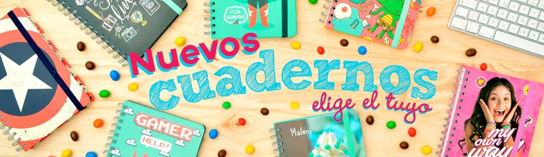 Cuadernos A5