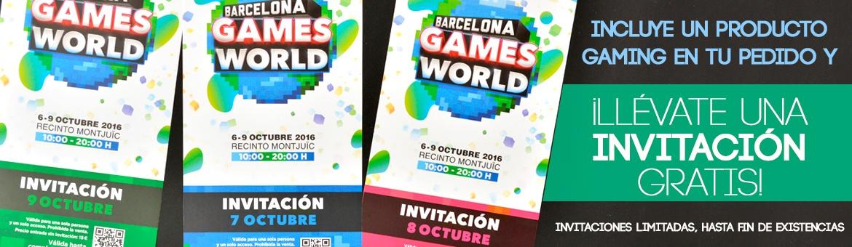 Barcelona Gamer World