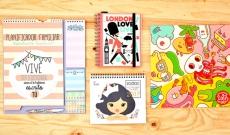 Equípate para 2017 con un 2x1 en agendas, planificadores y calendarios