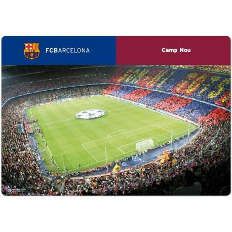 Vade Escolar Camp Nou Fc Barcelona