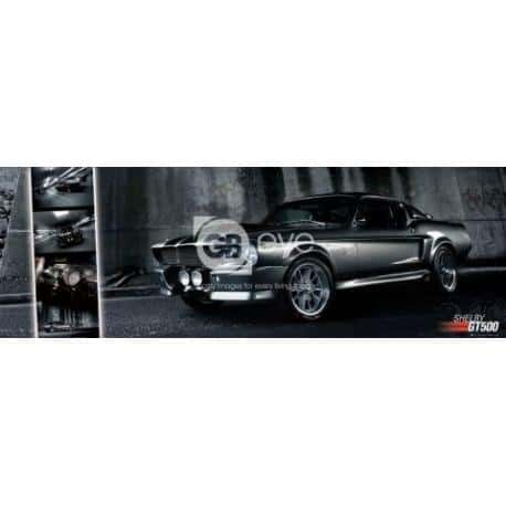 Poster Puerta Ford Shelby