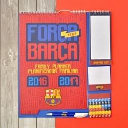 Planificador 2016/2017 F.C. Barcelona